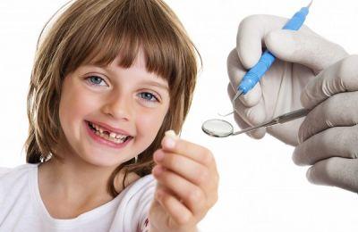 Những lưu ý khi trẻ thay răng